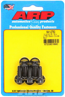 Arp for 641-0750 5/16-18 x 0.750 12pt black oxide bolts