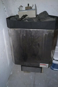 *Sauna Heater for sale (Sauna Craft) - $300