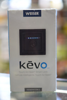 Weiser Kevo 2 Touch-to-Open Electronic Smart Deadbolt Winnipeg Manitoba Preview