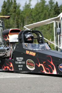 Chance to own one of the fastest drag cars in Eastern Canada