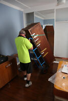 HELPERS REQUIRED FOR MOVING COMPANY -IMMEDIATELY CASH $12 HR
