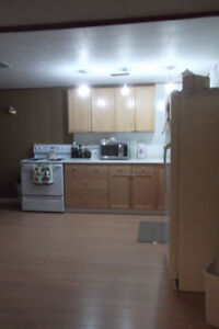 2 Bdrm Bsmt Unit All Utilities Included in Dieppe