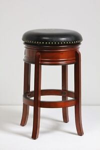 "29 ""Hamilton Swivel Stool Cappuccino !!! Brand New !!!"