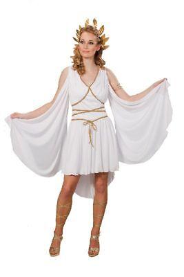 Karneval Damen Kostüm Griechische Göttin Kleid Fasching ()