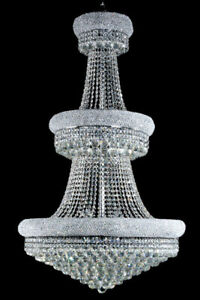 Crystal Chandelier X