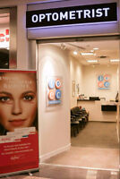 Optometry Clinic in Park Place Mall looking for receptionist
