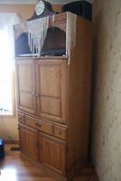 Display cabinet or Entertainment unit