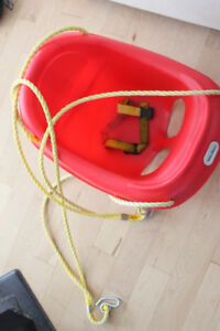 Little Tikes baby and toddler swing