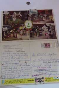 "Restaurant ""7 Small Homes"" Copenhagen 7 smaa hjem 1959 Kitchener / Waterloo Kitchener Area image 2"
