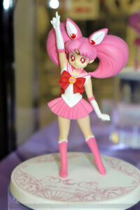 Sailor Moon Chibimoon Girls memories figure