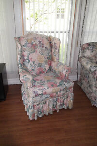 quick sale 2 couches and chairs