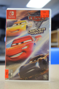 Disney Pixar Cars 3 Driven To Win For Nintendo Switch (#156)