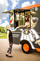 Fun Summer Job! Disco Dogs Food Truck is hiring all positions!