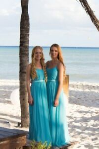 2 Bridesmaid Dresses