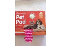 Brand new pet pad