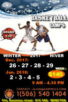 Basketball Winter Camp d'Hiver