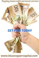 Hassle free Pay Day Loans in Edmonton