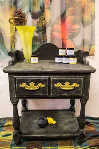 "Table relookez avec Annie Sloan ""Chalk Paint"""