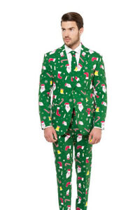 Men's CHRISTMAS SUIT- Worn Once