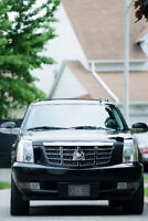 Cadillac Escalade Limo for transportation in Guelph area..!!