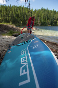 SUP Level Six 11'6 inflatable