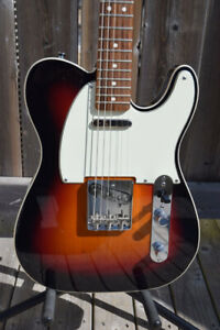 Fender Squire Classic Vibe 60's Telecaster