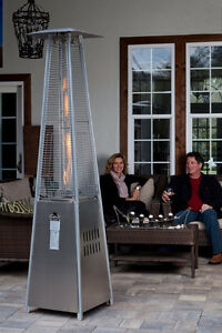 *NEW* OUTDOOR PYRAMID STYLE PATIO HEATERS $599
