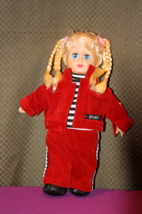 Doll From Italy