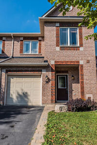 FREEHOLD 3 Bedroom Townhouse in Aurora