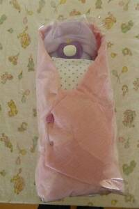 SWADDLED BABY -NAPPY CAKE Kyneton Macedon Ranges Preview