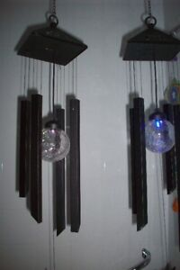 2 NEW AWESOME OUTDOOR  HANGING LIGHTS