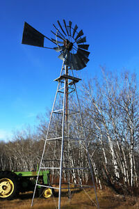 REDUCED Woodmanse Air master Windmill  RUSTON HORNSBY & MORE