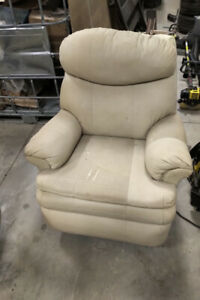 Leather-like Recliner