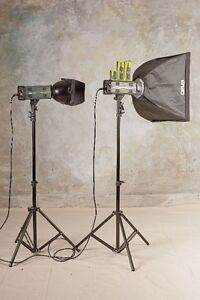 Opus Lighting Kit with Wireless Trigger