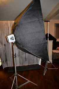 PHOTOGRAPHY LIGHT STANDS Cambridge Kitchener Area image 3