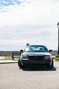 Crown Victoria Police Interceptor 2010