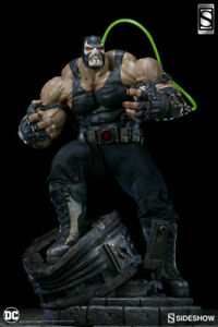 Sideshow Bane EX and XM Black Panther