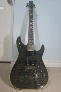 Schecter Omen Extreme 6 | Floyd Rose | Diamond Series |