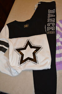 2 Justice Dance Outfits Size 8 Kingston Kingston Area image 2