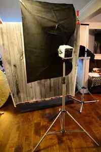 PHOTOGRAPHY LIGHT STANDS Cambridge Kitchener Area image 2