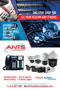 CCTV-Cabling-Office Phone System