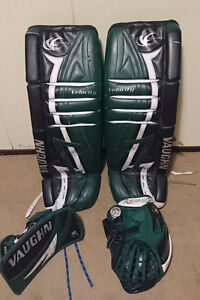 Vaughn V3 36+1 Goalie set + Bauer RX6 Glove
