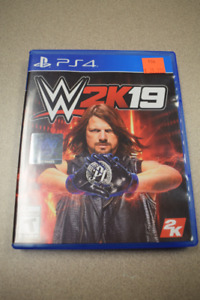 WWE 2K19 For Playstation 4 (#156)