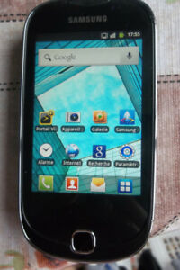 Samsung Galaxy Q with Videotron, 35$, like new