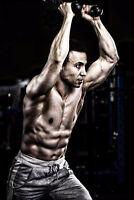 Athlète naturel et Coach sportif (Service à domicile ou en gym)