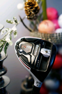 Taylormade R15 driver and 3 wood