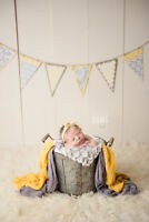 Professional Newborn Photography in Vancouver