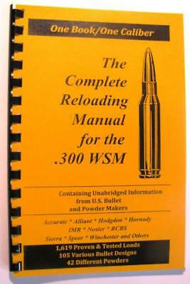 Manuals & Instruction Material - Winchester Reloading Manual