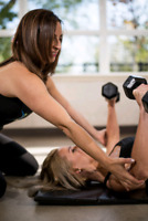 Female Personal Trainer and Nutritionist Midtown Toronto