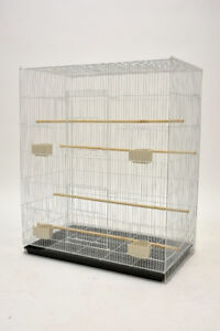 """30""""x18""""x36"""" Bird Parrot Flight Cage for Canary Budgie Cockatiel"""